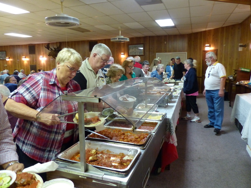 Moose Lodge 1959 Fundraiser for Wreaths Across America