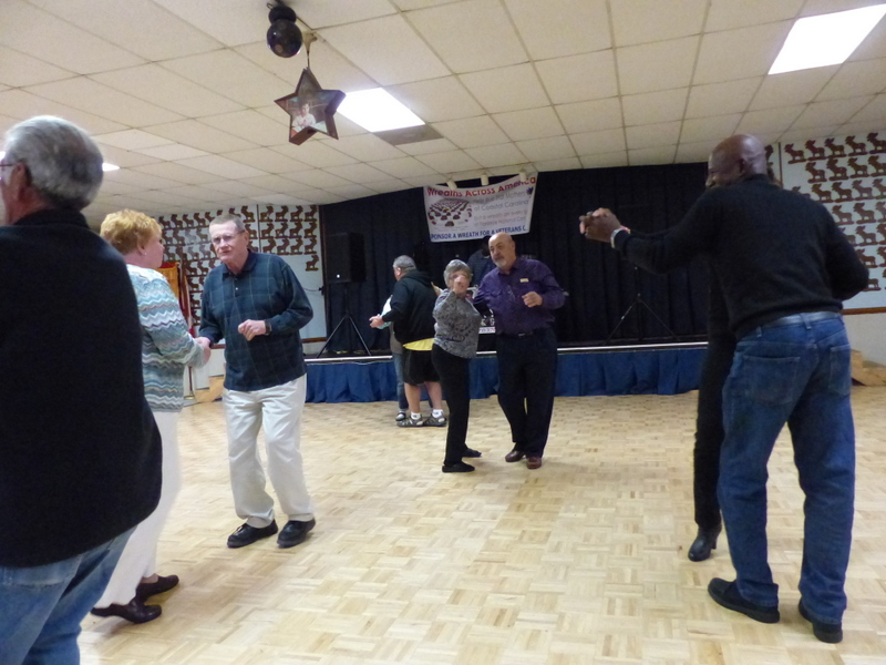 Dancing at the Moose Lodge 1959 Fundraiser, November 8, 2014