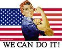 Rosie the Riveter Yes We Can